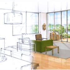 28 perspectief tekenen interieur tekenen cursus for Cursus interieur